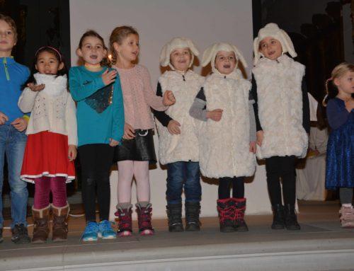 Familienweihnachtsgottesdienst in Bischofszell