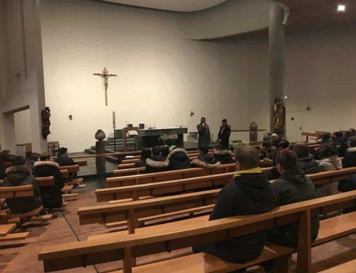 Begegnungsabend mit Firmspender Bischof Felix