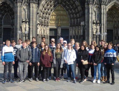 Firmreise nach Köln