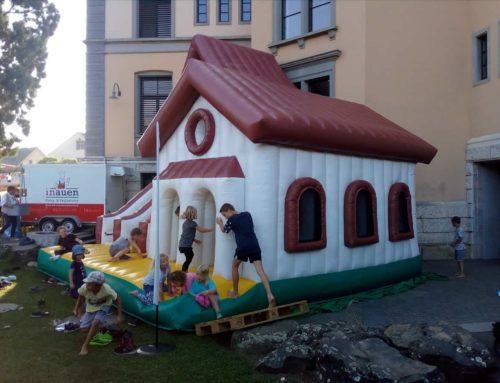 Pastoralraum am Stadtfest präsent