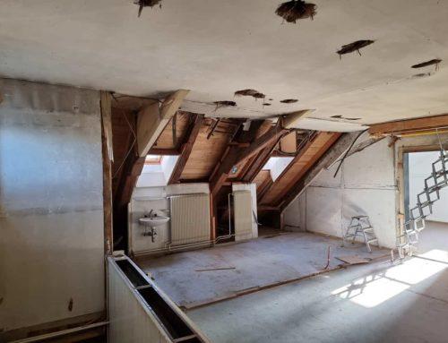 Renovation Stiftsamtei Bischofszell